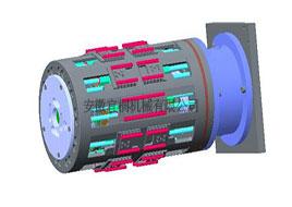 新型无凸轮分离轮和切纸轮